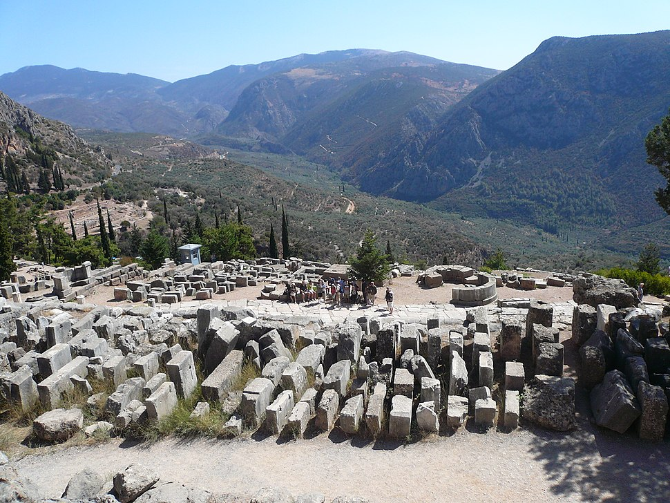 Archaeological Site of Delphi-111182