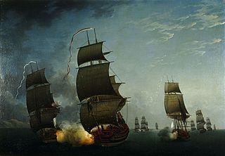 HMS <i>Ardent</i> (1764)