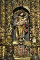 Arenys de Mar. Parish Church. Altarpiece dedicated to the Assumption of the Virgin Mary. Saint Joseph. 1706-1712. Pau Costa, sculptor (26488230525).jpg