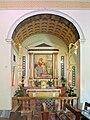 Arese - frazione Valera - chiesa di San Bernardino da Siena - cappella della Madonna.jpg