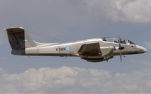 Argentina Air Force FMA IA-58A Pucara Lofting-1.jpg