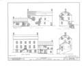 Ariaantje Coeymans House, Coeymans Creek, Coeymans, Albany County, NY HABS NY,1-COEY,1- (sheet 3 of 3).png