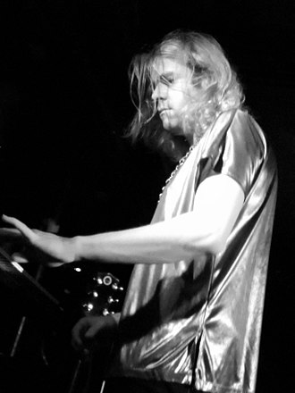 Ariel Pink - Pink on keyboards, 2010