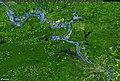 Arkansas River Flooding at and north of Little Rock, Arkansas, USA - June 3rd, 2019 (48017594731).jpg