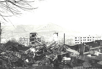 1988 Armenian earthquake - Image: Armenia 1