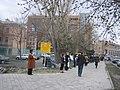 Armenian Presidential Elections 2008 Protest Mar 21 - French Embassy - women.jpg