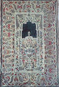 Armenian rug Etchmiadzin