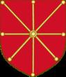 Arms of Sancho VI de Navarra (Golden escarbuncle variant).png
