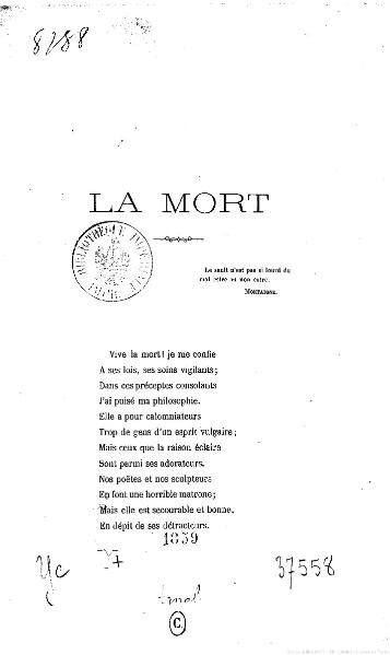 File:Arnal - La Mort, 1859.djvu