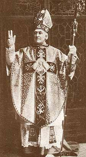 Independent Catholicism - Bishop Arnold Harris Mathew (1852-1919)