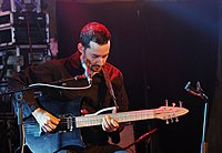 Aron Sanchez (Gase) (Buke and Gase) (Haldern Pop Festival 2013) IMGP5866 smial wp.jpg