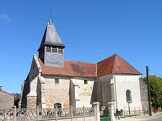 Arrembécourt Commune in Grand Est, France
