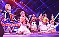 Artists performing at the inaugural ceremony of the 48th International Film Festival of India (IFFI-2017), in Panaji, Goa on November 20, 2017.jpg