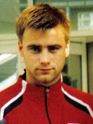 Artur Boruc - Artur Boruc in his Legia playing days