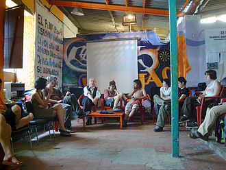 Ladyfest - A workshop at a Ladyfest