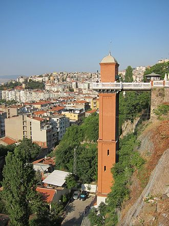 Asansör - Asansor Side View, İzmir