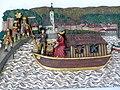 Aschach Pfarrkirche - Krippenboot.jpg