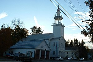 National Register of Historic Places listings in Franklin County, Massachusetts - Image: Ashfield Town Offices