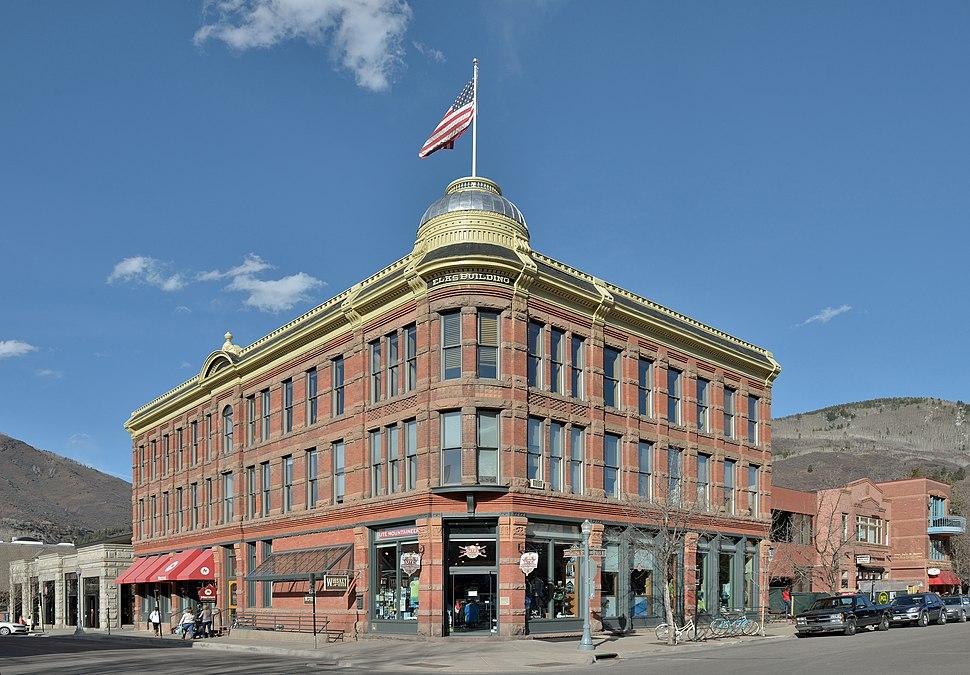 Aspen Elks building