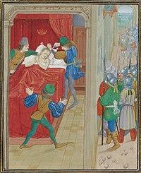 Assassinat Pierre de Lusignan, roi de Chypre