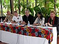 Assistant Secretary Campbell at a Press Conference in Samoa (5883416995).jpg