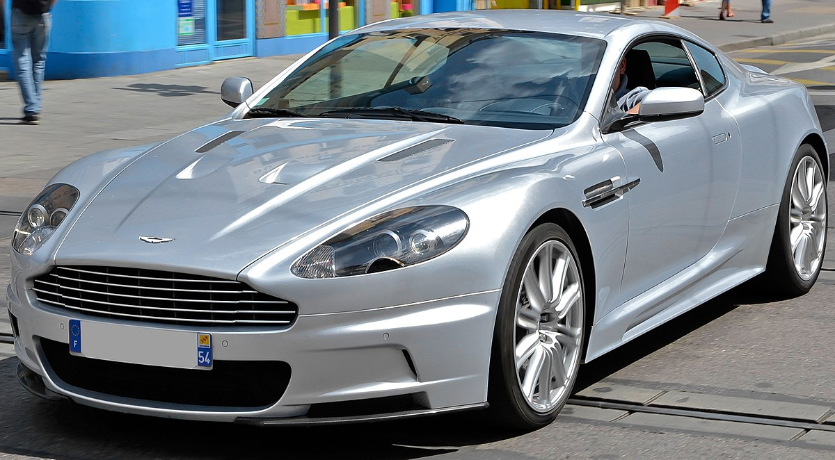 Aston Martin DBS V Wikipedia - How many aston martin dbs were made
