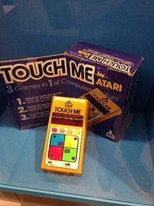 Touch Spiel