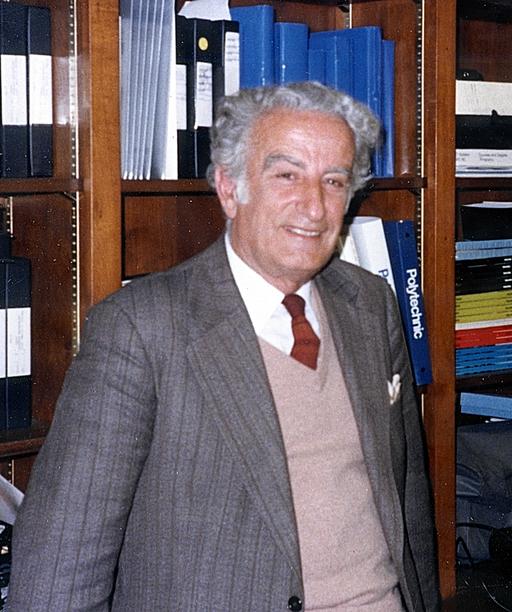 Athanasios Papoulis, circa 1989