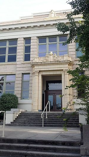 National Register of Historic Places listings in Placer County, California - Image: Auburn Grammar School 2012 09 16 17 15 04