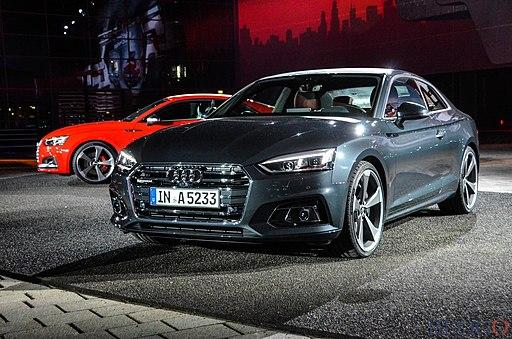 Audi A5 Seconda generazione