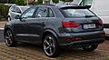 Audi Q3 2.0 TDI quattro S-line – Heckansicht, 24. August 2014, Düsseldorf.jpg