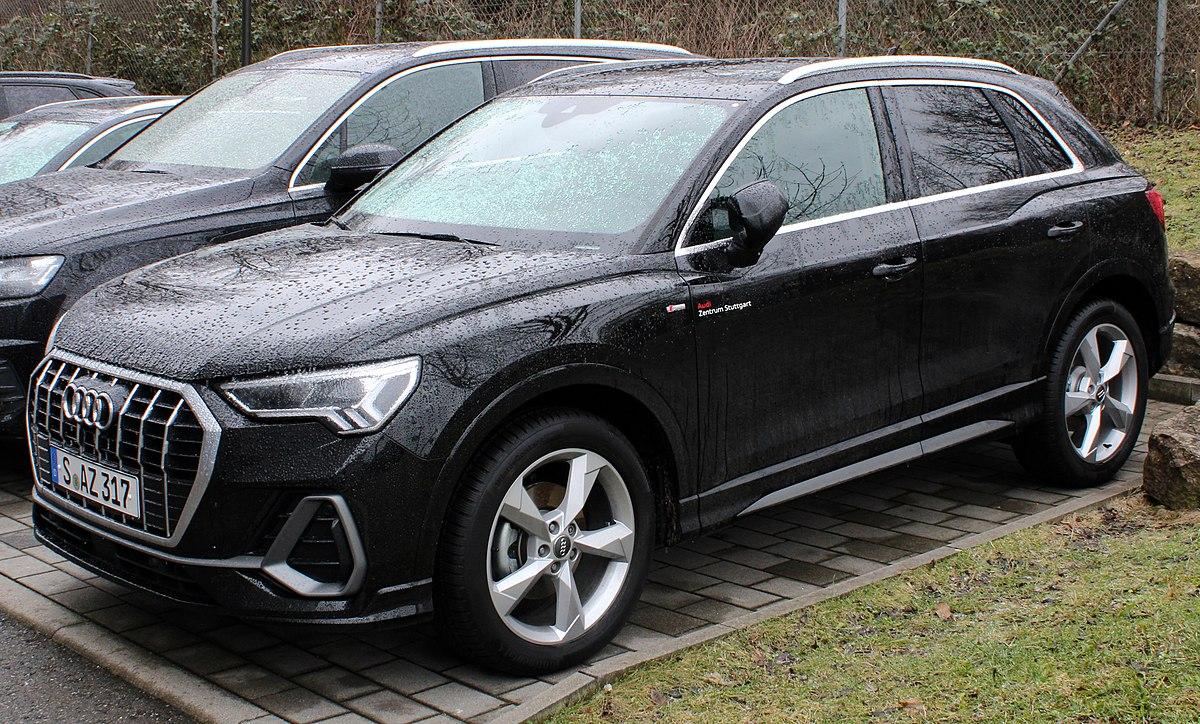 Range Rover Suv >> Audi Q3 — Википедия