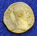 Augusto, denario di lugdunum, 15-13 ac ca. MAF 36042.JPG