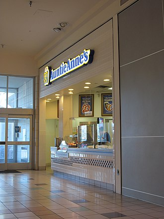 Auntie Anne's - Auntie Anne's at Cottonwood Mall in Albuquerque, New Mexico