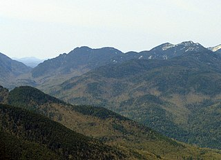 Sawteeth (New York) mountain in United States of America