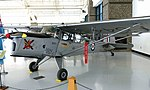 Auster AOP Mark 6, 1945 - Evergreen Aviation & Space Museum - McMinnville, Oregon - DSC00641.jpg