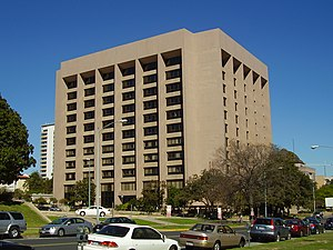 Texas General Land Office - Stephen F. Austin State Office Building