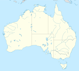 Melbourne is located in Australia