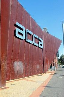 Australian Centre for Contemporary Art Contemporary art museum in Victoria, Australia