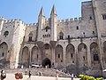 Avignon - Palais des Papes - 2006 - panoramio.jpg