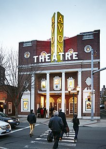 Avon Theatre In 2017
