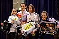 Award ceremony 2014 Challenge International de Saint-Maur t175145.jpg