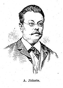 Axel Jäderin