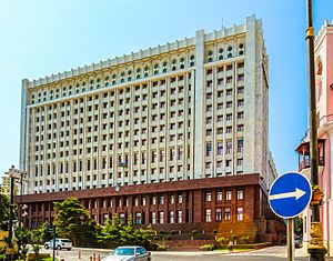 Presidential Administration of Azerbaijan - Presidential Palace