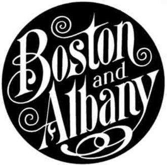 Boston and Albany Railroad - Image: B&aoldlogo