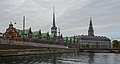 Børsen and Christiansborg Slot buildings (24045316868).jpg