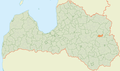 Bērzpils pagasts LocMap.png