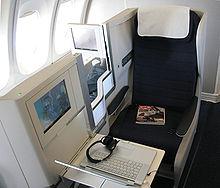 Business Class Wikipedia