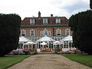 Beauport Park - Image: BEAUPORT PARK HOTEL IN 2004