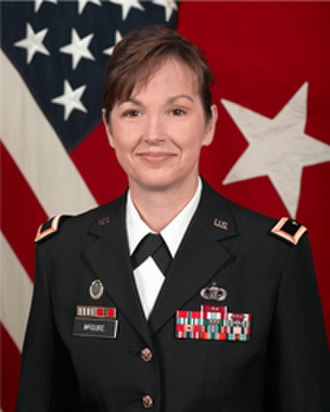 Military Police Corps (United States) - BG Colleen L. McGuire